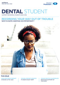 Dental Student Australia July 2018