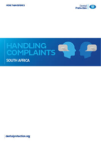South Africa Complaints Handling Booklet