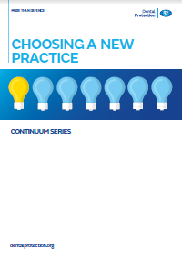 Dental GEN Choosing a new practice cover 2016