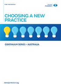 Choosing a new practice - Continuum