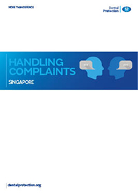 Singapore Complaints Handling Booklet