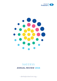 DPL Annual Review 2015 cover