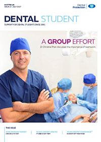 Dental Student Australia Cover